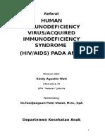 REFERAT HIV PADA BAYI