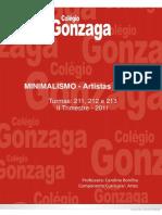 Minimalismo (Gonzaga)