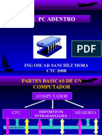 Clase El Pc Adentro
