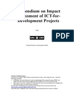 Idrc Ia for Ict4d Compendium