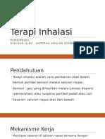 terapi inhalasi
