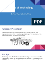 ages of technology slideshow  1