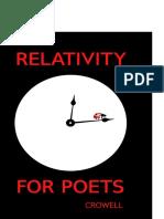 Relativity for Poets