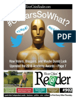 River Cities' Reader - Issue 901 - February 18, 2016