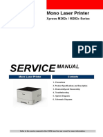 Manual Service SL-M262x Series Samsung