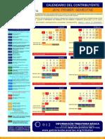 Calendario Contribuyente Atc