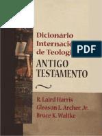 Dic. Int. de Teologia do AT