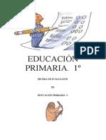 EVALUACIÓN DE 1°, 2° Y 3° DE ED. PRIMARIA (COMUNICACIÓN Y MATEMÁTICA)