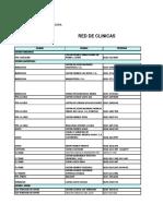 Red de Clinicas