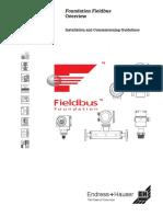 Foundation Fieldbus bueno BA013SEN endress+hauser