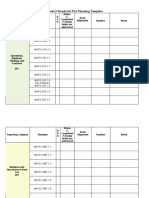 grade 5 standards fsa planning template
