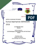 Kertas Kerja Kepimpinan 2016 Skmt
