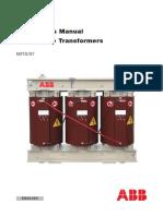 DRY Transformer Maintenance