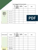 grade 3 standards fsa planning template