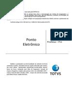 Processos Ponto Eletronico