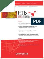 Hib - Revista de Historia Iberoamericana 12