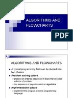 Algorithms and Flowcharts - 1