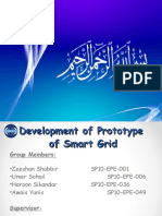Smart Grid(PV-Grid Integration)