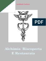 Alchimia Riscoperta e Restaurata