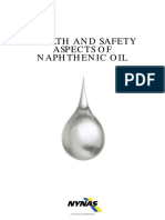 Safety Health of Oil