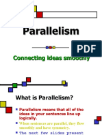 PARALLELISIM