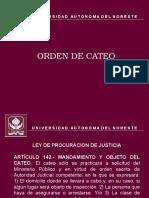 TEMA 6 ORDEN DE CATEO.pptx