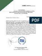 Carta Fundación Calbuco