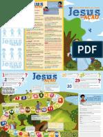 Plano de Leitura Da Biblia Para Criancas