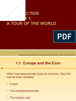macroeconomic introduction