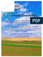 Top reasons to go Organic