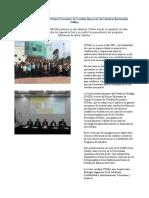 Primer Encuentro de Comités Asesores de Cátedras Nacionales CUMex