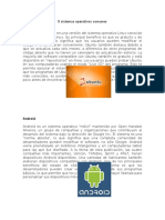 5 Sistemas Operativos Comunes