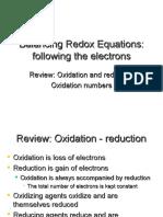 RedOx Reactions 1552