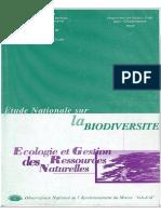 Eco Et Gestion Ressources Nat