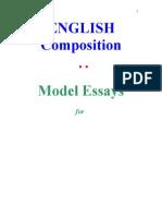 English Composition - An eBook by Subroto Mukerji