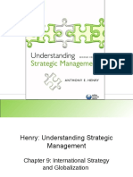 Strategic Management Chapter 9