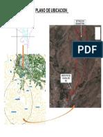 Plano de Ubicacion Geologia