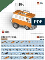 Lego Rock Band Bus