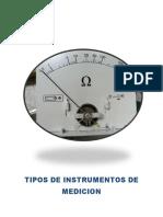 Instrumentos de medicion electrica. Integradores (parte 1)