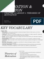 motivation chapter 12 lesson 1