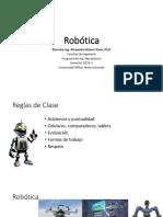 Sesion 1 Robotica