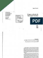 CHARTIER, Roger. Origens Culturais Da Rev. Francesa (p. 09-75)