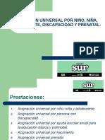 Powerpoint Asignación Universal Por Niño