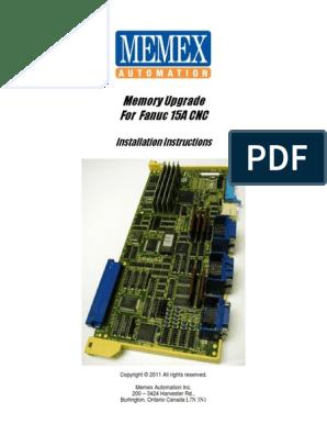 M100718C MAI Base 0 Board for Fanuc 15A2 | Computer