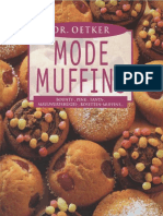 Muffins - eBook German Kochrezepte- Dr Oetker - Mode Muffins