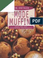 Muffins - eBook German Kochrezepte- Dr Oetker - Mode Muffins