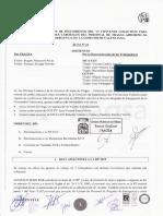 Acta 13 Comisión de Seguimiento VI Convenio Colectivo UBE