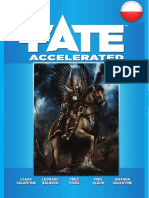 Fate Accelerated Edition Polish