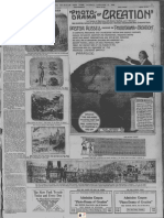 Photo Drama of Creation Newspaper Articles from 1914