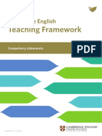 Full Level Descriptors Teaching Framework